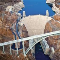 Am fost in U.S.A, Hoover  Dam
