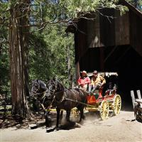Am fost in U.S.A , Episodul 14 - Yosemite Valley Pioneer Yosemite History Center