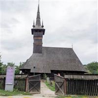 Patrimoniul UNESCO-Bisericile de lemn din Maramureș-IV
