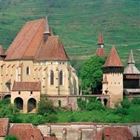 Satele cu biserici fortificate din Transilvania-I