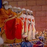 REMIX - Biblia Vechiul Testament Iezechiel Capitolul 44