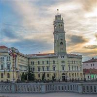 Romania Cladiri cu ceas