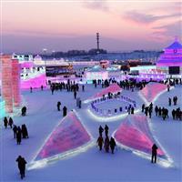 2018-2019 Harbin Ice Festival