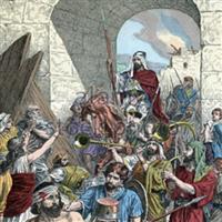 REMIX - Biblia Vechiul Testament Cartea I a Macabeilor  Capitolul 9  pptx.