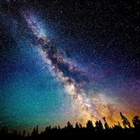 Calea Lactee fermecatoare-muzica interstellar