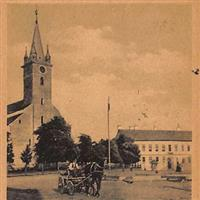 Ilustrate vechi, circulate din Transilvania