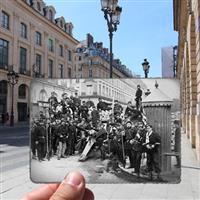 Fereastra spre trecut - Paris