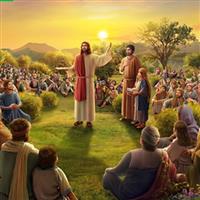 REMIX - Biblia Noul Testament Marcu  Capitolul 8  Partea I
