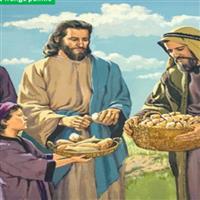 REMIX - Biblia Noul Testament Marcu  Capitolul 8  Partea II-a