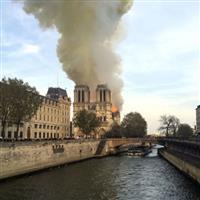 Notre-Dame de Paris inainte, in timpul sau dupa incendiu