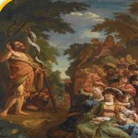 REMIX - Biblia Noul Testament Luca  Capitolul 3  Partea II-a