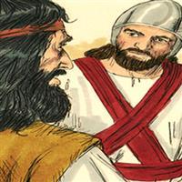 REMIX - Biblia Noul Testament Luca  Capitolul 3  Partea III-a