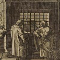 REMIX - Biblia Noul Testament Luca  Capitolul 3  Partea IV-a