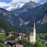 Cu Nikonul la drum.Grossglockner Alpenstrasse.