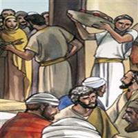 REMIX - Biblia Noul Testament Luca  Capitolul 7  Partea II-a