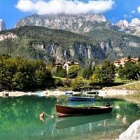 Am indragit muntii. Brenta-lacul Molveno