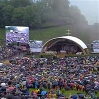 Papa Francisc pelerin in Romania, ziua a doua