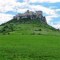 Slovakia (Spis Castle) Steve