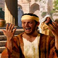 REMIX - Biblia Noul Testament Ioan Capitolul 9  Partea III-a