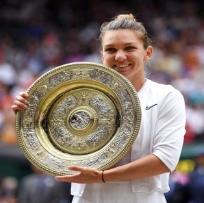 SIMONA HALEP-Victoria de la Wimbledon 2019
