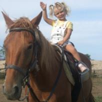 Cai, ponei si copii