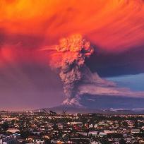Vulcano Calbuco -Chile
