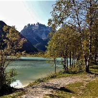Zile de toamna in Dolomiti.
