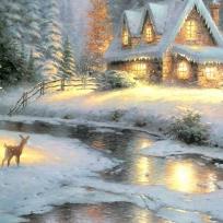Winter Light (Lumina iernii)