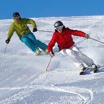 Cu Nikonul la skiat. SELLA  RONDA a doua parte.