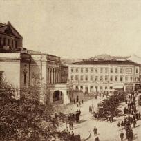 Bucuresti 1906 fotografiat de Frederic Dame