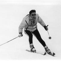 Din istoria skiului alpin.