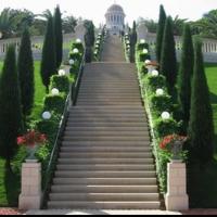 Haifa -Grădinile Bahai în imagini