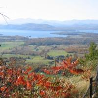 Culorile statului Vermont, USA
