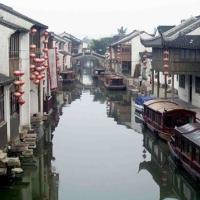Canalele din Suzhou