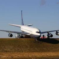 Calatorie placuta cu avionul