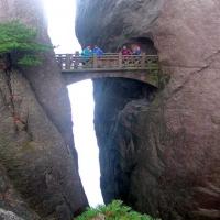 Le pont de la Baie d'Hangzhou - China (in lima franceza)