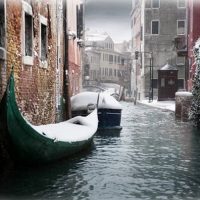 Venetia sub mantie de nea