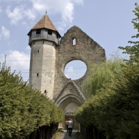 Mănăstirea Cisterciană de La Cârţa. 01