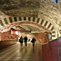 metrou din suedia