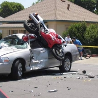 Motociclete & Accidente. 01