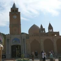 Iran Esfahan New Joulfa