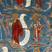 Manastirea Voronet - Arborele lui Iesei