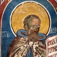 Manastirea Voronet - absidele