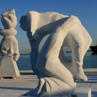 Simpozionul Internaţional de sculptură de la Mersin, 2011