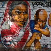 Grafiti din Berlin