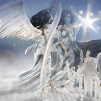 Winter fairy, 3