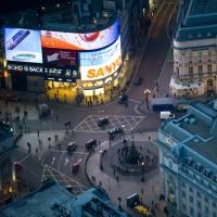 Anglia- Londra noaptea