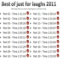 Best of just for laughs 2011!
