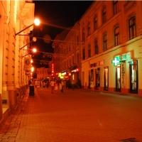 Timisoara by Night