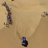 Les plus belles photos du Dakar 2011